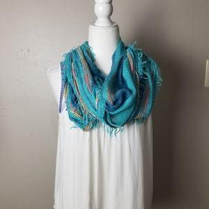 Collection eighteen boho infinity scarf